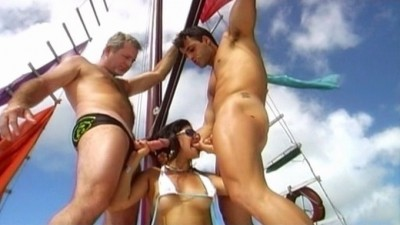 from Miles gay sailing crew