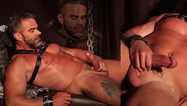 Marco Muniz SoloBoy; Bodybuilder Naked; Muscle Naked;