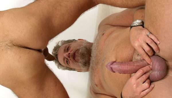 Gay Daddy Fucker - Ivan