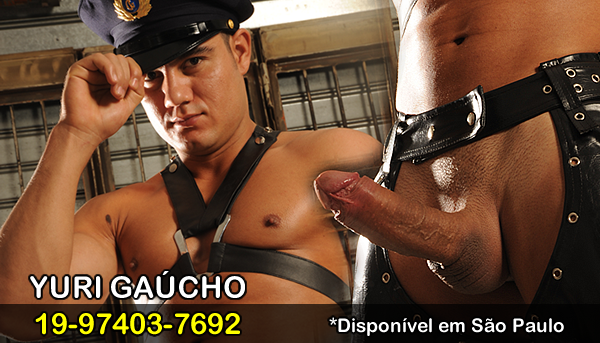 YURI GAÚCHO - GAROTO DE PROGRAMA